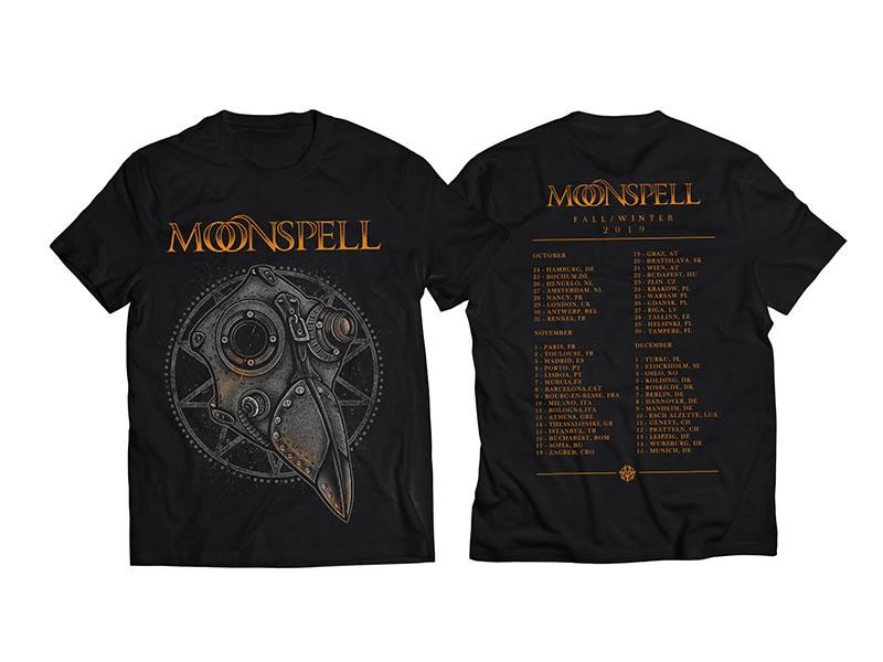 Dr Plague (Tour Shirt)
