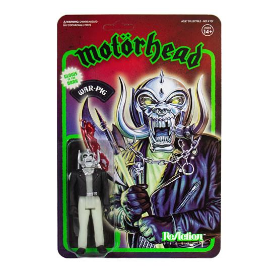Motorhead ReAction Figure - Warpig