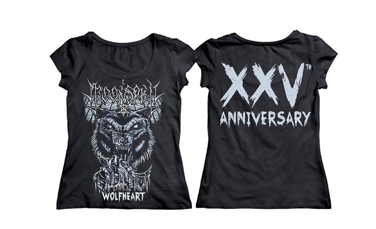 Wolfheart - 25th Anniversary (Girlie)