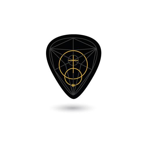Hermitage: Guitar Pick 2
