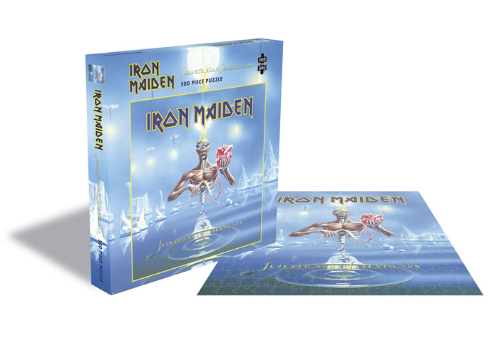 Seventh Son of a Seventh Son Puzzle