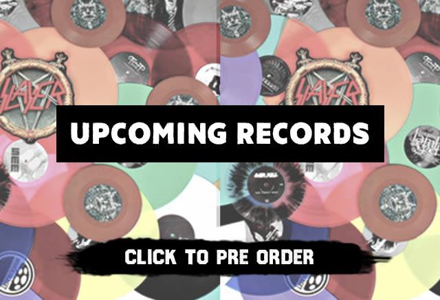 Pre Order Records