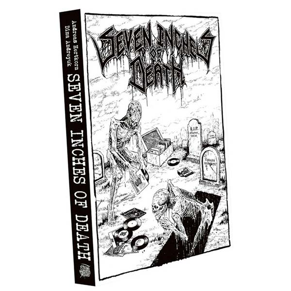 "- 5 Years of Cult Death Metal 7""EPs 1989-1993"