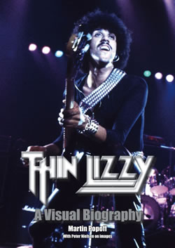 THIN LIZZY - Thin Lizzy: A Visual Biography