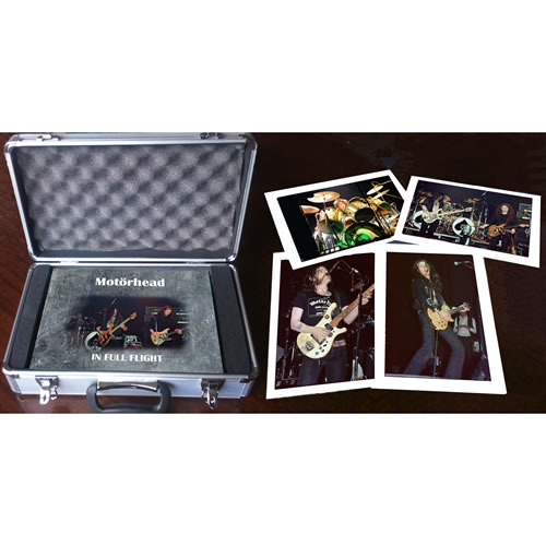 MOTORHEAD - In full flight (Flight Case Edition)