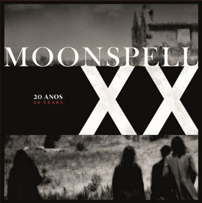 MOONSPELL - XX - Moonspell 20 Anos