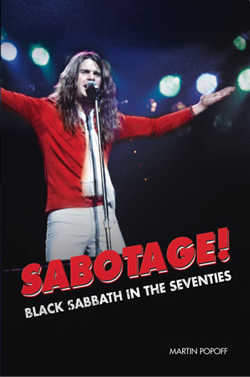BLACK SABBATH - Sabotage! Black Sabbath in the Seventies