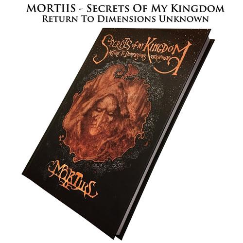 - Mortiis: Secrets Of My Kingdom