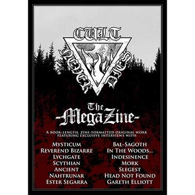 - Cult Never Dies: The Mega Zine