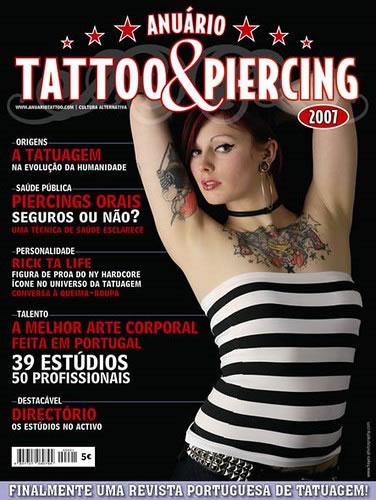 - Anuário Tattoo & Piercing 2007