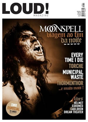MOONSPELL - Loud #133