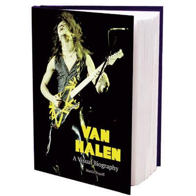 VAN HALEN - Van Halen: A Visual Biography