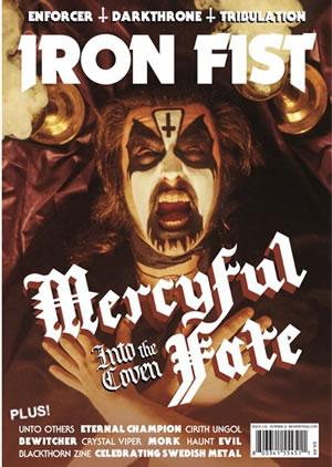 - Iron Fist #24