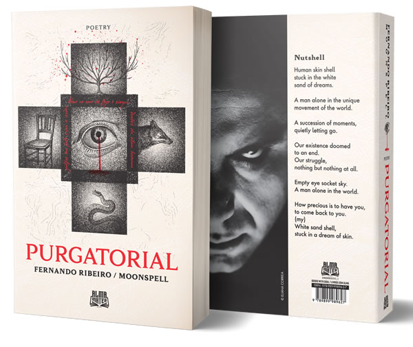 MOONSPELL - Purgatorial - Poetic Anthology 2001-2012