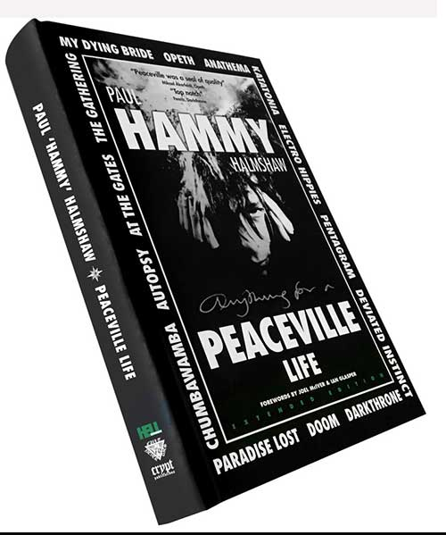 - (Anything For A) Peaceville Life