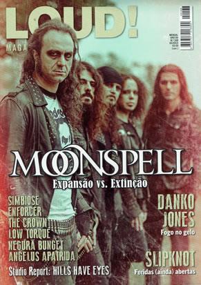 MOONSPELL - Loud #168