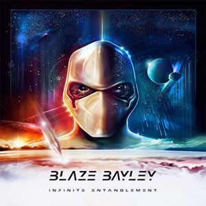 BLAZE BAYLEY - Infinite and Entanglement