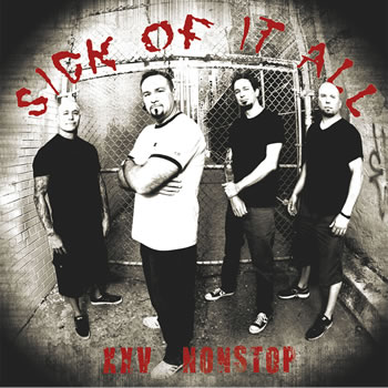 SICK OF IT ALL - XXV Nonstop