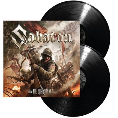 SABATON - The last stand (2LP)