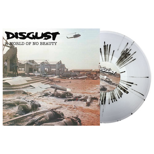 DISGUST - A World Of No Beauty | Thrown Into Oblivion