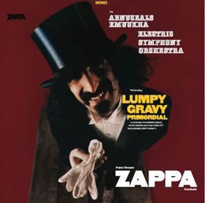 FRANK ZAPPA - Lumpy Gravy: Primordial - Translucent Burgundy Vinyl