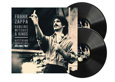 FRANK ZAPPA - Goblins, Witches & Kings Vol 2