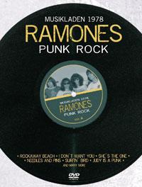 RAMONES (The) - Punk Rock 1978