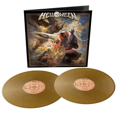 HELLOWEEN - Helloween (2LP, Gold)
