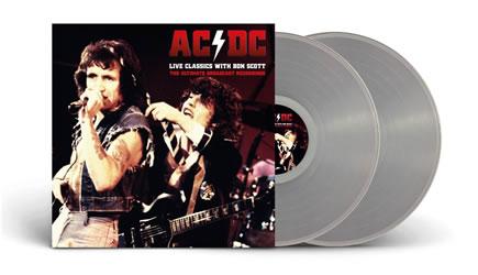 AC/DC - Live Classics w/Bon Scott