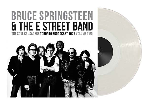 BRUCE SPRINGSTEEN - The Soul Crusaders Vol. 2