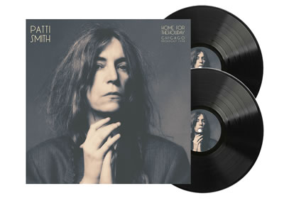 PATTI SMITH - Home for the holiday