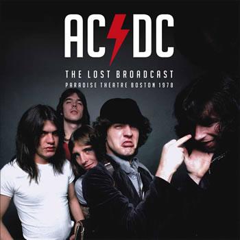 AC/DC - Paradise theatre Boston 1978