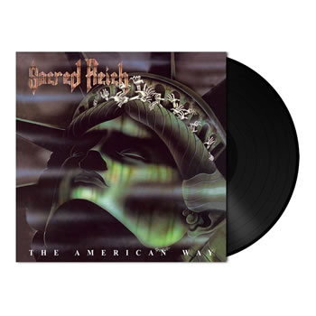 SACRED REICH - The american way