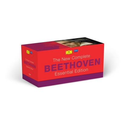 BEETHOVEN - Beethoven The New Complete Edition