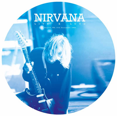 NIRVANA - Live & loud - Seattle, 13th december 1993