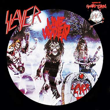 SLAYER - Live undead | Haunting the chapel