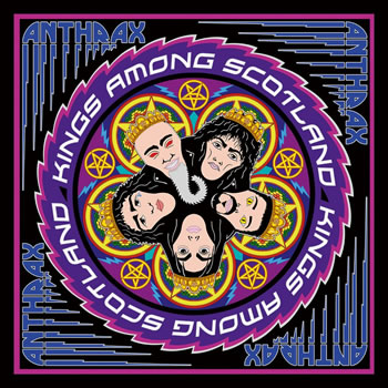 Kings among Scotland CD Special Edition