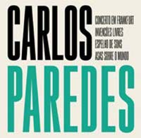 CARLOS PAREDES - CD BOX