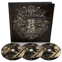 NIGHTWISH - Endless forms most beautiful (Earbook)