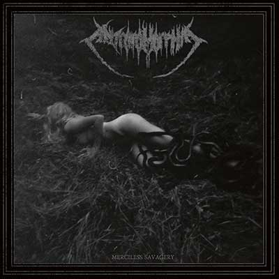 Merciless savagery CD
