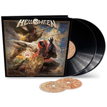 HELLOWEEN - Helloween (2LP+2CD Earbook)