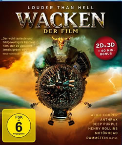 Wacken - The Movie