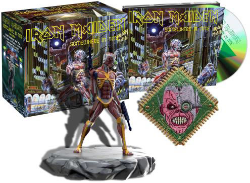 IRON MAIDEN - Somewhere in time (Collectors Edition)
