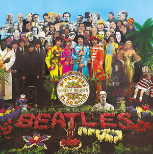 BEATLES (The) - Sgt. Pepper's Lonely Hearts Club Band (2017 Remix)