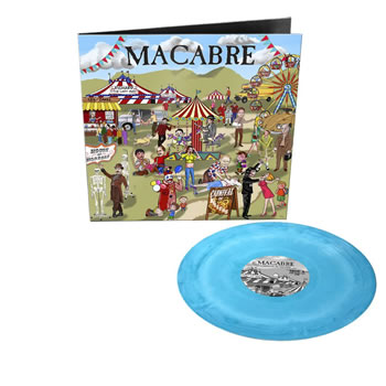 MACABRE - Carnival of killers (Blue)