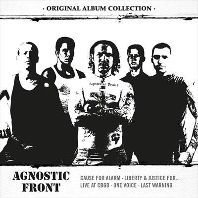 AGNOSTIC FRONT  - Original Album Collection (5CD)