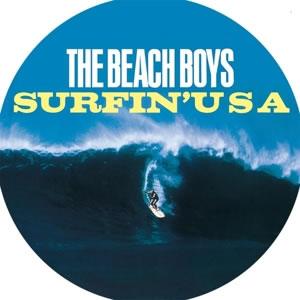 BEACH BOYS - Surfin´ USA