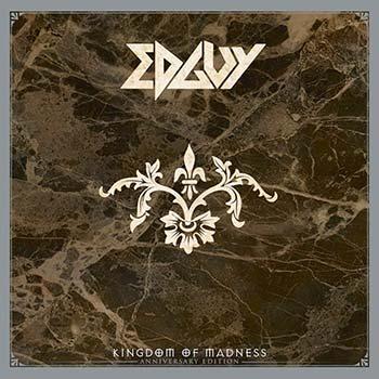 EDGUY - Kingdom of madness (Anniversary Edition)