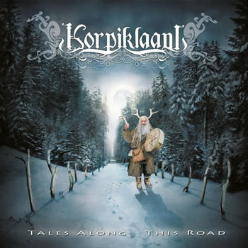 KORPIKLAANI - Tales along this road