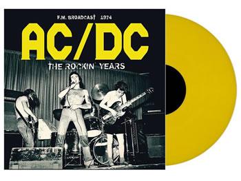 AC/DC - The rockin' years
